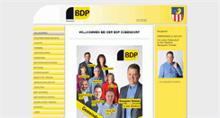 Preview of bdp-duebendorf.ch